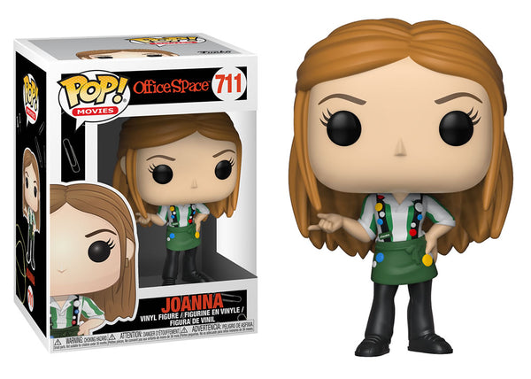 36960 - Funko Pop! Office Space - Joanna with Flair Pop! Vinyl