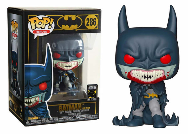 37253 - Funko Pop! Batman 80th Anniversary - Red Rain Batman 1991 Pop! Vinyl