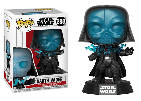 37527 - Funko Pop! Star Wars Return of the Jedi - Electrocuted Darth Vader Pop! Vinyl