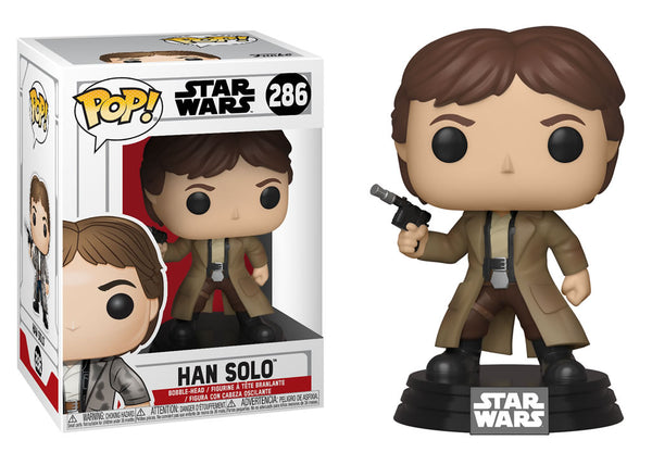 37534 - Funko Pop! Star Wars Return of the Jedi - Endor Han Solo Pop! Vinyl