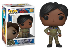 37585 - Funko Pop! Captain Marvel Movie - Maria Rambeau Pop! Vinyl
