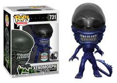 37750 - Funko Pop! Alien - 40th Anniversary Metallic Xenomorph SPECIALTY Pop! Vinyl