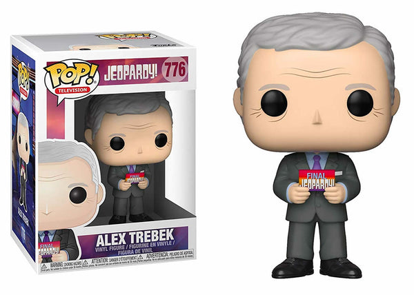 38598 - Funko Pop! Jeopardy - Alex Trebek Pop! Vinyl