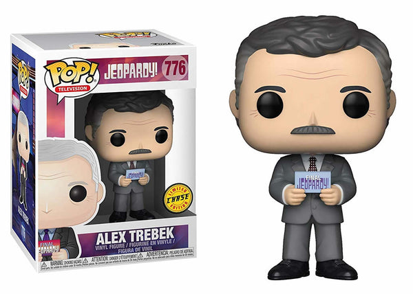 38598x - Funko Pop! Jeopardy - Alex Trebek CHASE Pop! Vinyl