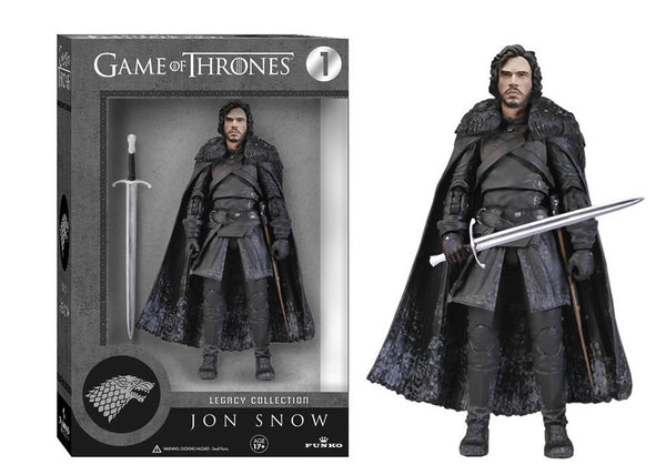 Game of Thrones - Jon Snow Legacy Action Figure