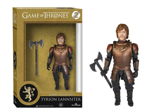 Game of Thrones - Tyrion Lannister Legacy Action Figure