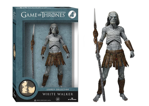 Game of Thrones - White Walker Legacy Action Figure