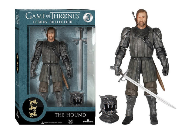 Game of Thrones - The Hound Legacy Action Figure