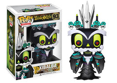 Book of Life - King Xibalba Pop! Vinyl