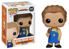 Arrested Development - George Michael Bluth Banana Stand Pop! Vinyl