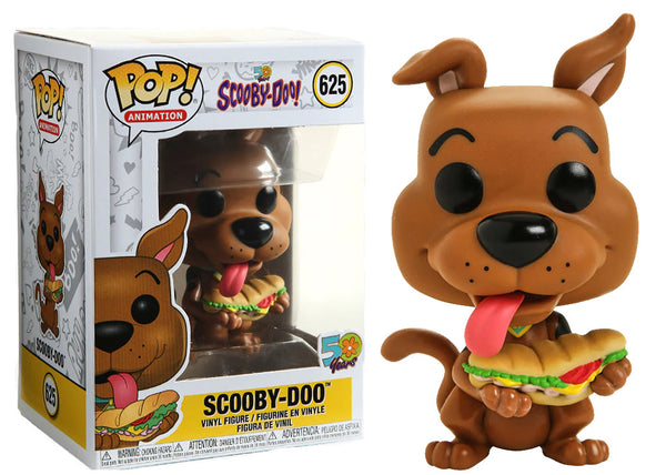 39947 - Funko Pop Scooby Doo - Scooby Doo with Sandwich Pop! Vinyl