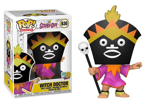 39948 - Funko Pop Scooby Do - Witch Doctor Pop! Vinyl