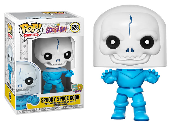 39952 - Funko Pop Scooby Doo - Spooky Space Kook Pop! Vinyl
