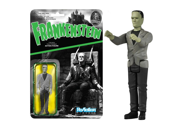 Universal Monsters - Frankenstein Retro Action Figure