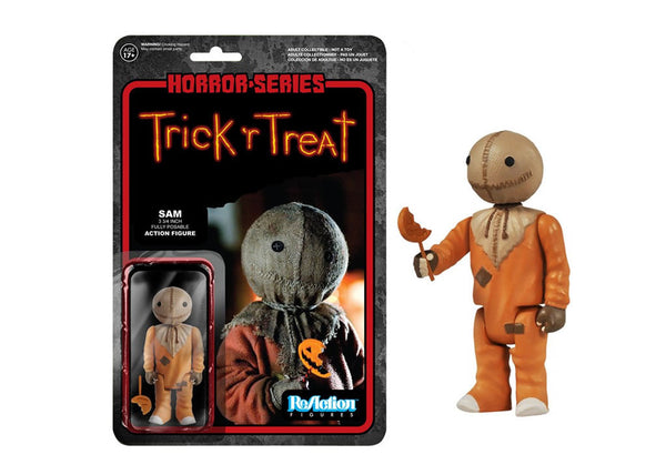 Trick r Treat - Sam Reaction Retro Action Figure