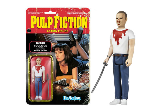 Pulp Fiction - Butch Coolidge Retro Action Figure