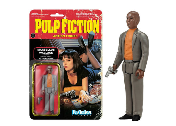 Pulp Fiction - Marcellus Wallace Retro Action Figure