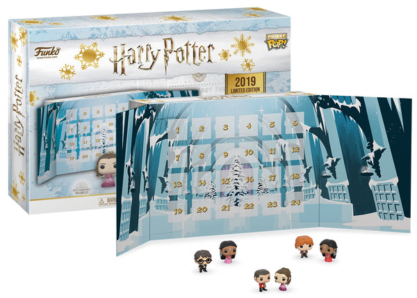 42753 - Funko Pocket Pop Advent Calendar - Harry Potter - Released 2019