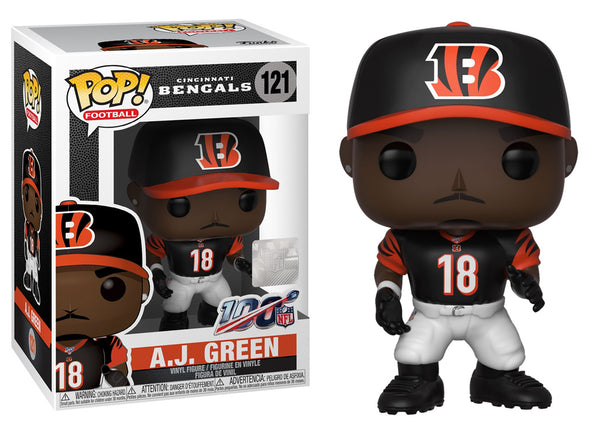 42865 - Funko Pop NFL Series 6 - AJ Green (Cincinnati Bengals) Pop! Vinyl