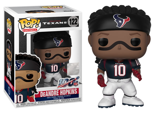 42866 - Funko Pop NFL Series 6 - DeAndre Hopkins (Houston Texans) Pop! Vinyl