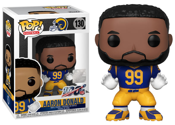 42876 - Funko Pop NFL Series 6 - Aaron Donald (Los Angeles Rams) Pop! Vinyl