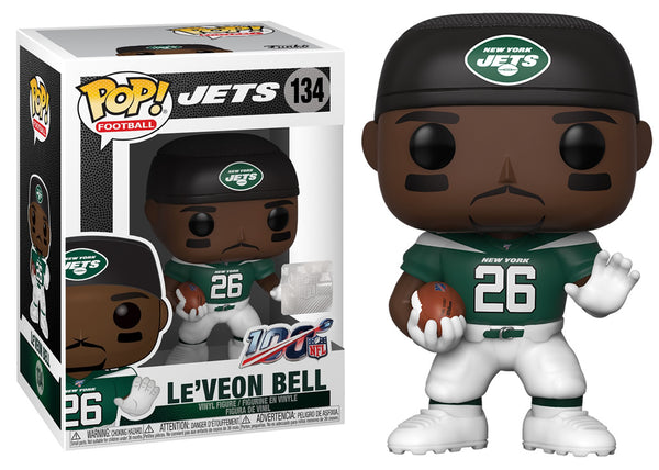 42882 - Funko Pop NFL Series 6 - LeVeon Bell (New York Jets) Pop! Vinyl