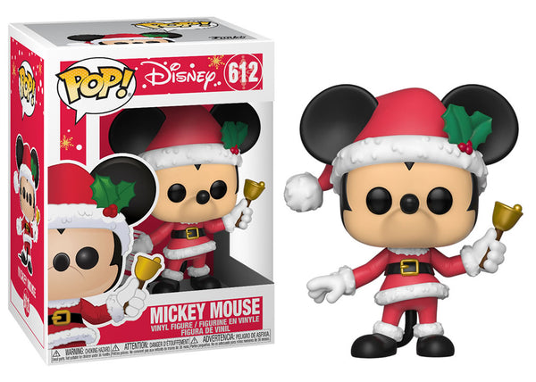 43327 - Funko Pop Disney Holiday - Mickey Mouse as Santa Pop! Vinyl