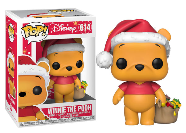 43328 - Funko Pop Disney Holiday - Winnie the Pooh Pop! Vinyl