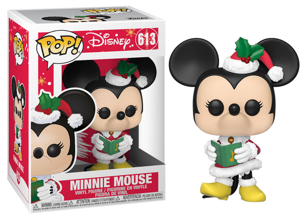 43331 - Funko Pop Disney Holiday - Minnie Mouse as Mrs Claus Pop! Vinyl