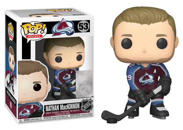 44113 - Funko Pop NHL Series 4 - Nathan MacKinnon (Colorado Avalanche) Pop! Vinyl