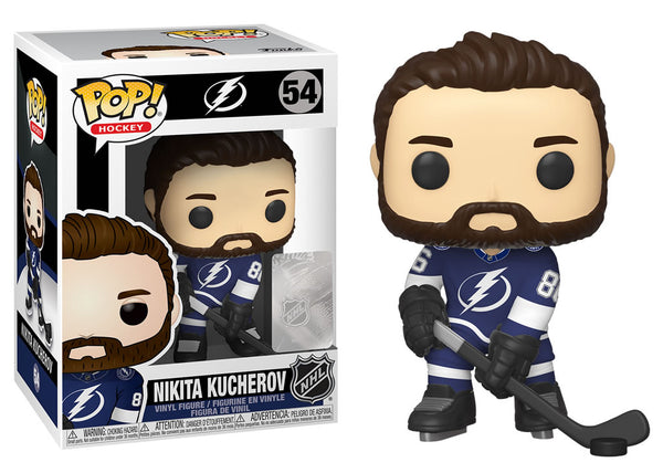 44114 - Funko Pop NHL Series 4 - Nikita Kucherov (Tampa Bay Lightning) Pop! Vinyl