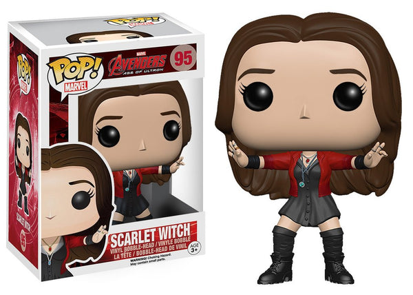 Marvel Avengers: Age of Ultron - Scarlet Witch Pop! Vinyl
