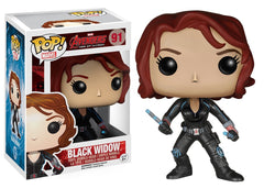Marvel Avengers: Age of Ultron - Black Widow Pop! Vinyl