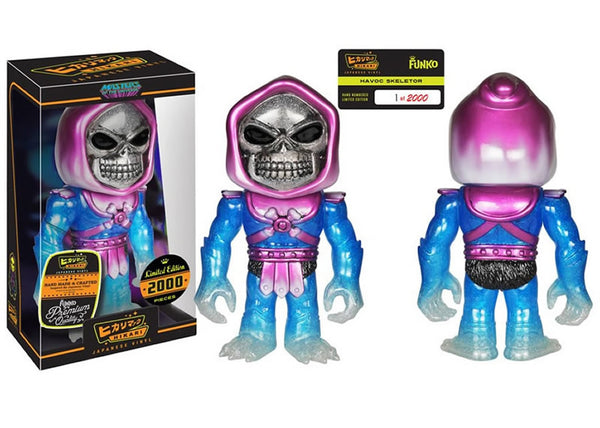 Masters of the Universe - Skeletor Hikari Sofubi Vinyl Figure [LE 2000]