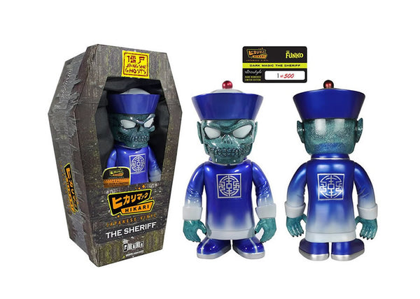 Jiangshi Ghost - Dark Magic Sheriff Hikari Sofubi Vinyl Figure [LE 500]