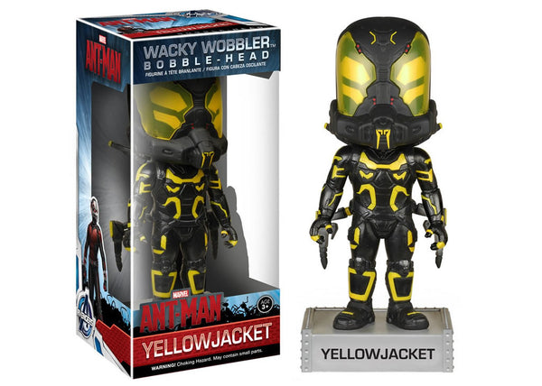 Marvel's Ant-Man Movie - Yellowjacket Wacky Wobbler