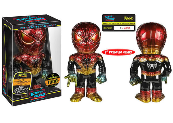 Marvel - Mystic Powers Spiderman Hikari Sofubi Vinyl Figure [LE 1000]