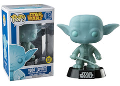 Star Wars - Spirit Yoda Pop! Vinyl