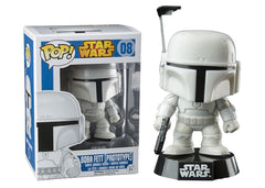 Star Wars - Prototype Boba Fett Pop! Vinyl