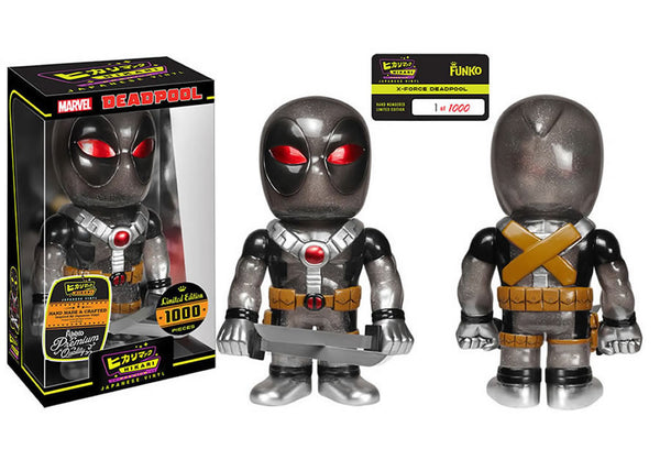 Marvel - X-Force Deadpool Hikari Sofubi Vinyl Figure [LE 1000]