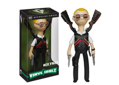 Hot Fuzz - Nicholas Angel Vinyl Idolz Figure