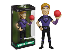 Dodgeball - White Goodman Vinyl Idolz Figure