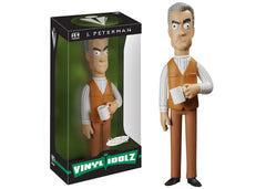 Seinfeld - Mr Peterman Vinyl Idolz Figure