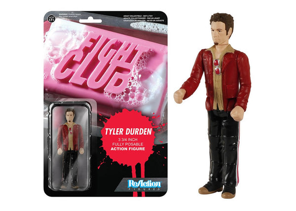 05726 - Funko Reaction Fight Club - Tyler Durden Retro Action Figure
