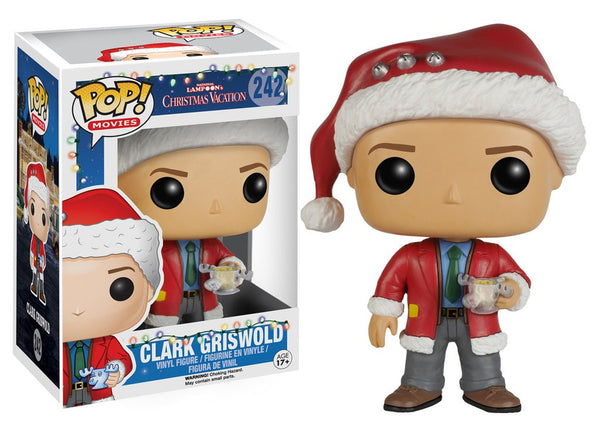 Christmas Vacation - Clark Griswold Pop! Vinyl
