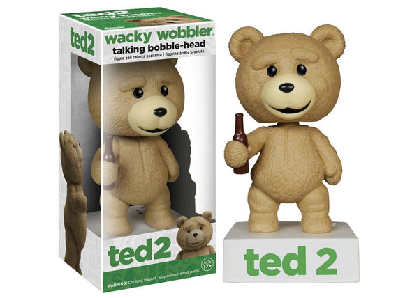 Ted 2 Movie - Talking Ted Wacky Wobbler