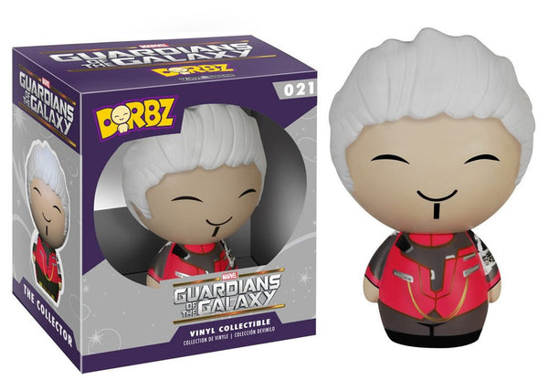 Marvel Guardians of the Galaxy - The Collector Dorbz Vinyl Figure