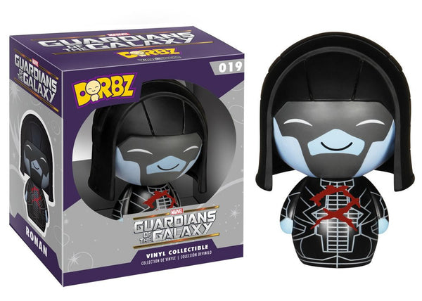 Marvel Guardians of the Galaxy - Ronan Dorbz Vinyl Figure