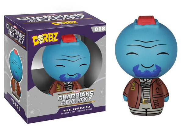Marvel Guardians of the Galaxy - Yondu Dorbz Vinyl Figure