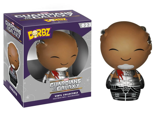 Marvel Guardians of the Galaxy - Korath Dorbz Vinyl Figure